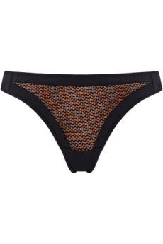Tanga Wing Power Noir Marlies Dekkers