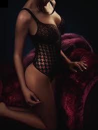 Diva Body String 10111 Empreinte Noir