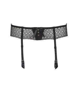 Femme-aubade-porte-jarretelles-mc50-noir