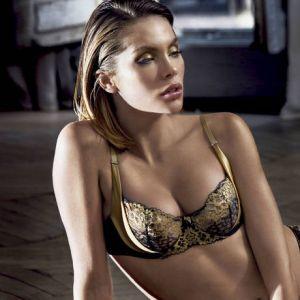 Femme-glamour-aubade-md14-or-noir-2018-haute-gamme