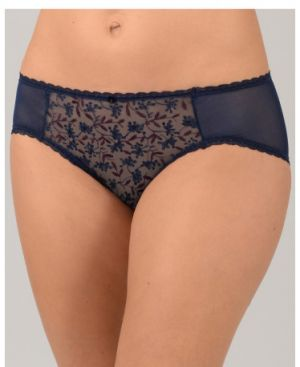 Shorty Aurore Mystic Blue Empreinte