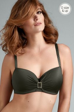 Marlies Dekkers Emerald Lady Balconnet Pad